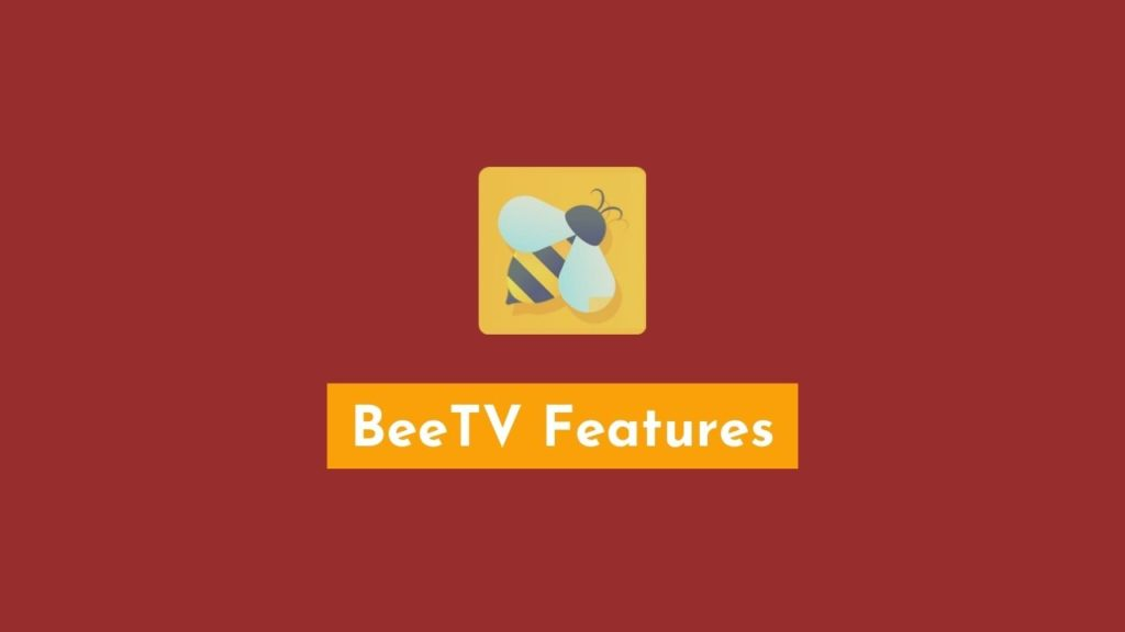 BeeTV Features