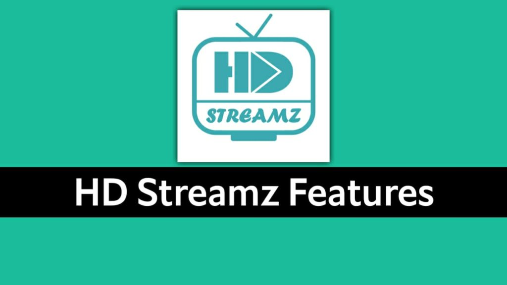 HD Streamz Features