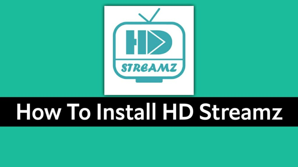 How To Install HD Streamz